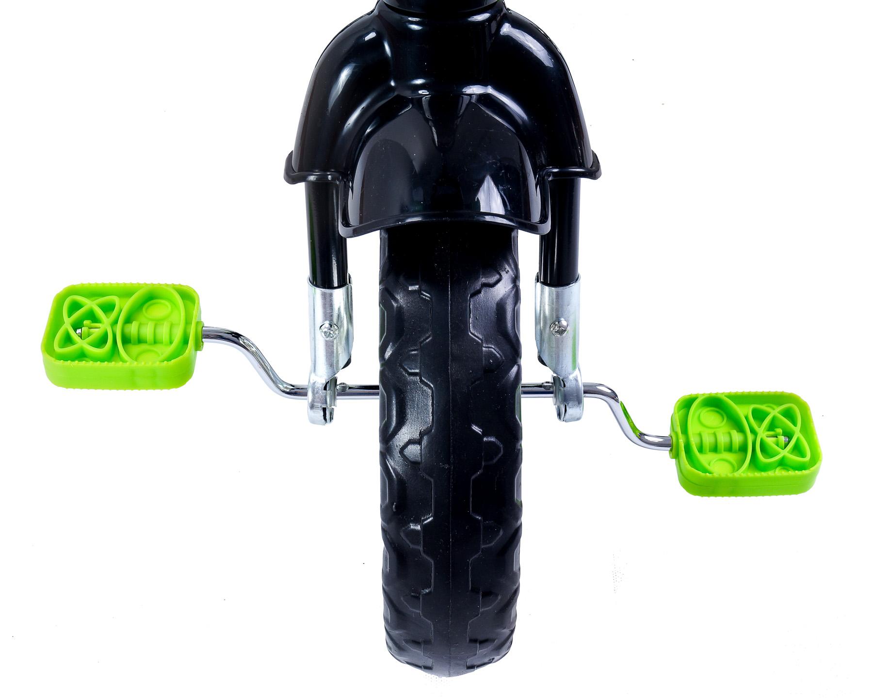 Rowerek trójkołowy metalowy york firmy toyz