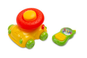 Chodzik stepp dla dzieci marki toyz