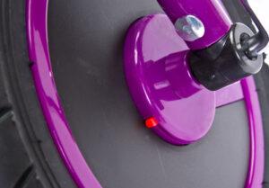 Rowerek trójkołowy metalowy buzz firmy toyz