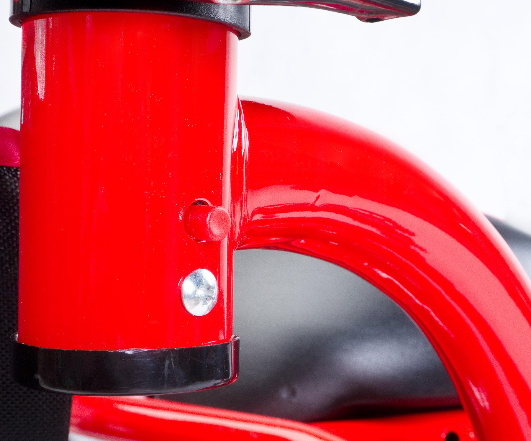 Rowerek trójkołowy metalowy Derby firmy toyz