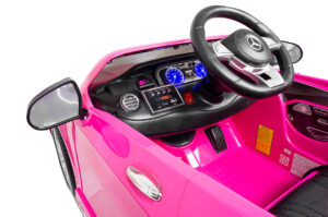 Samochód akumulatorowy dla dzieci Mercedes S63 amg marki Toyz