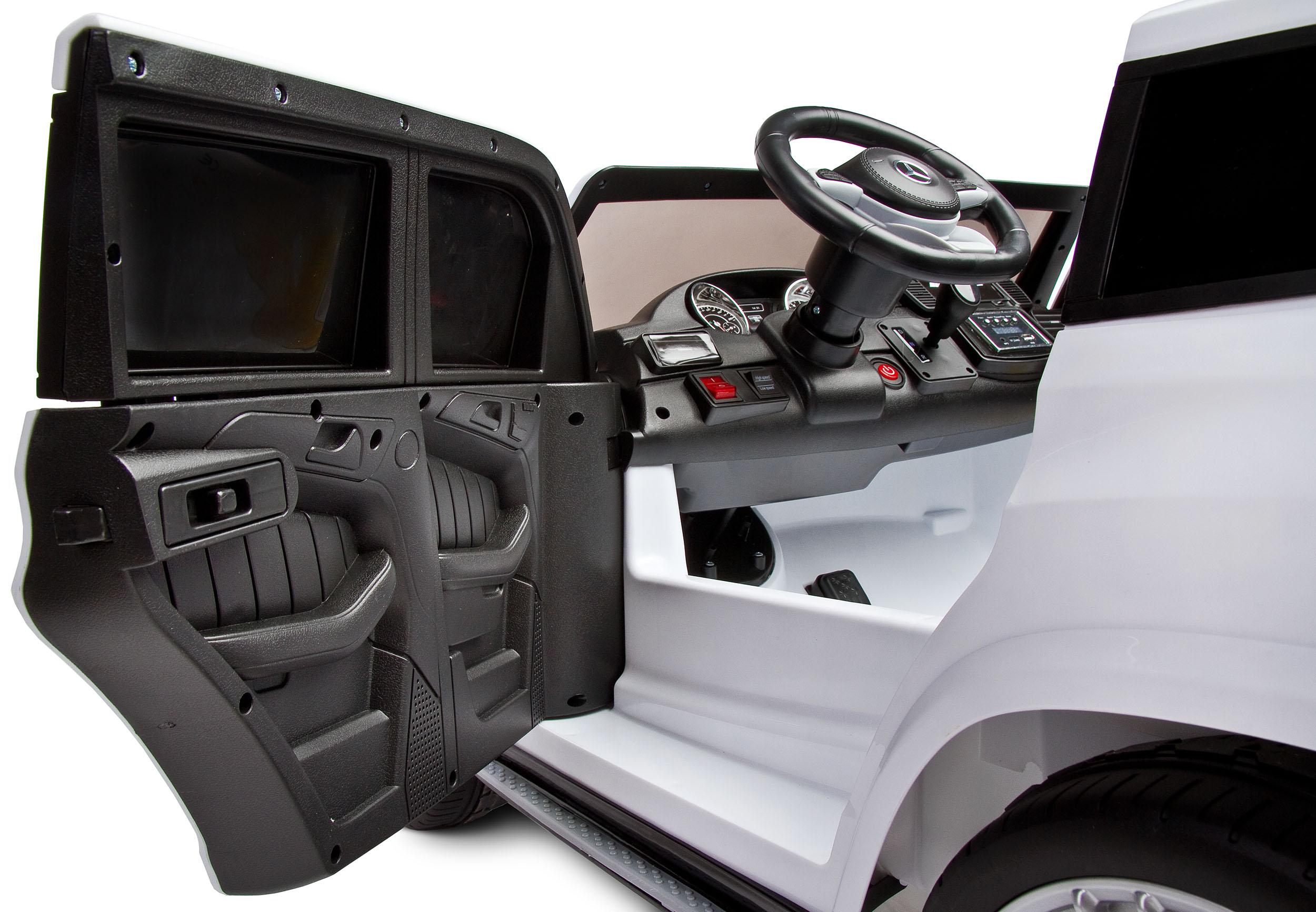 wnętrze pojazdu gls63
