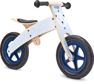Woody balance bike