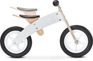 Rowerek biegowy drewniany Woody firmy toyz