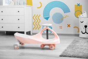 Jeździk grawitacyjny spinner dla dzieci i nie tylko marki toyz