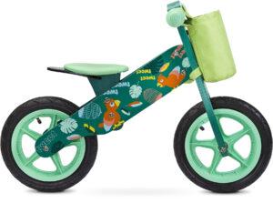 Rowerek biegowy drewniany zap firmy toyz