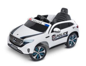 Mercedes-Benz EQC Policja